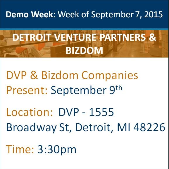 DVP and bizdom