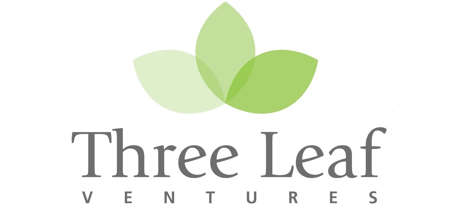 1Three Leaf Logo round