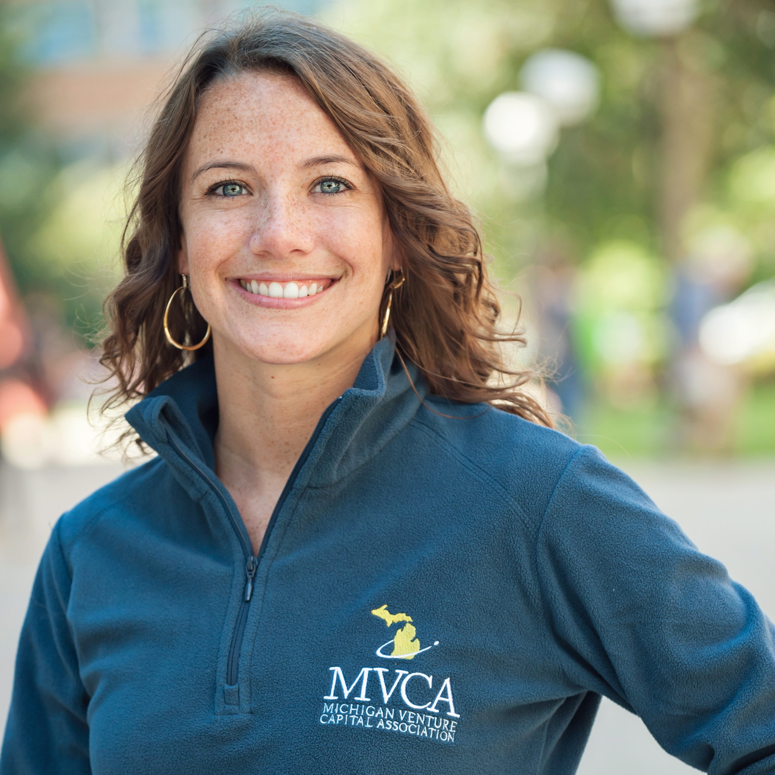 Molly Theis Michigan Venture Capital Association