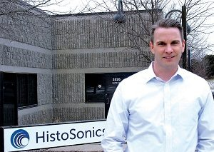 HistoSonics CEO and President, Mike Blue