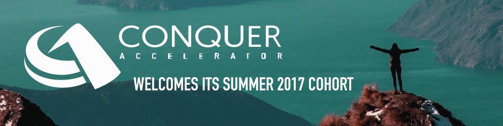 Conquer Accelerator Summer Cohort