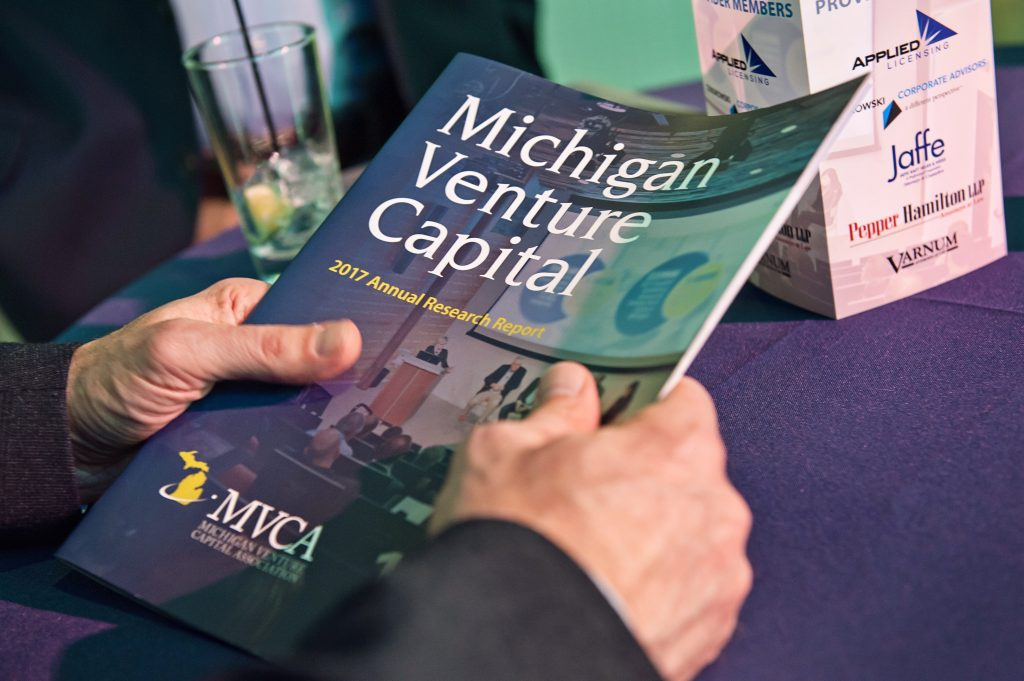 2017 MVCA Research Report Release Networking Reception