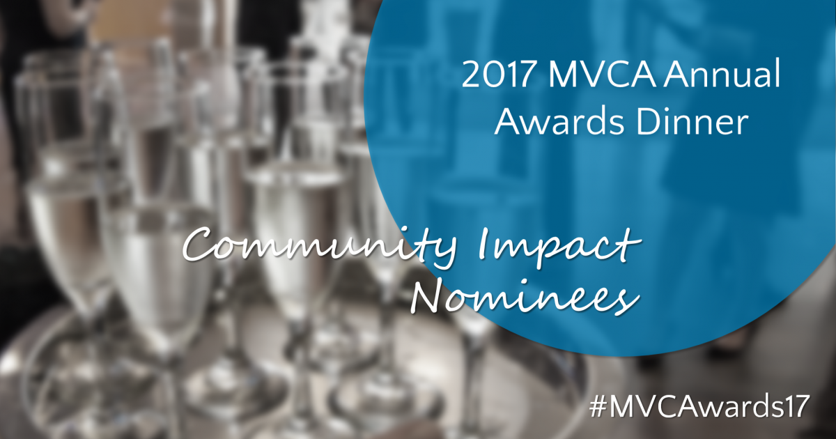 Community Impact Award Nominees