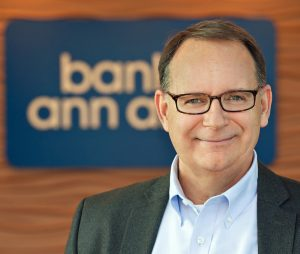 Michael Cole, Bank of Ann Arbor's Technology Industry Group